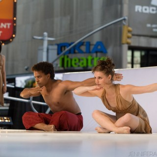 Arch Dance - Dance Times Square