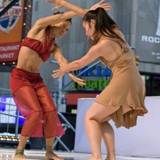 Arch Dance - Dance Times Square