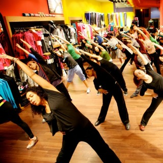 Arch Dance - Hip Hop at Lululemon