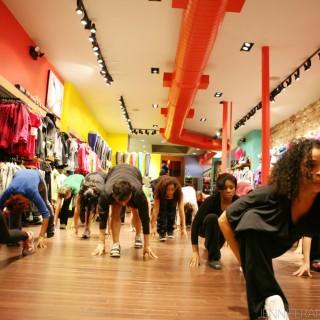 Arch Dance - Hip Hop at Lululemon
