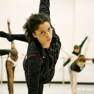 Arch Dance - Contemporary Class