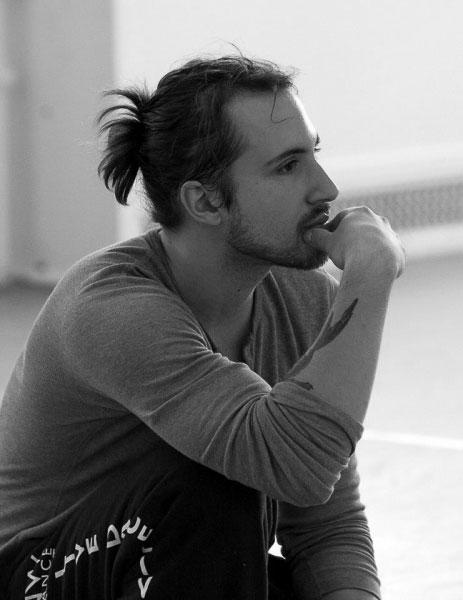 GREGORY DOLBASHIAN | Contemporary Master Class