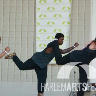 Harlem Arts Festival | Arch Dance Company Photo by David Brown.