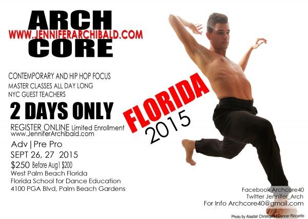 ArchCore Florida 2015