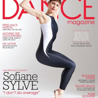 Dance Magazine Sept 2017